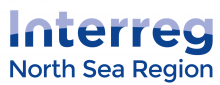 Interreg North Sea region programme of the European Union logo