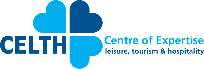 Centre of Expertise Leisure, Tourism and Hospitality (CELTH ) logo